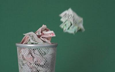 De kosten van jouw urineverlies